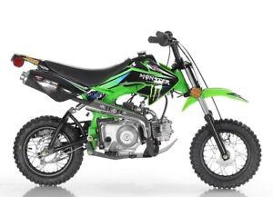 2016 MXR Autre mini monster 70cc