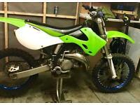 KX125 2005 Model, FMF Gold Series Pipe, Boyesen Racing Parts, Excel Anodised Rims, PX/Swaps