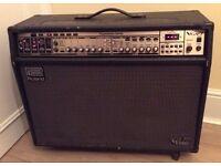 "Roland 2x12"" 130W guitar amp"
