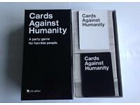 Cards Against Humanity- A Part Game for Horrible People