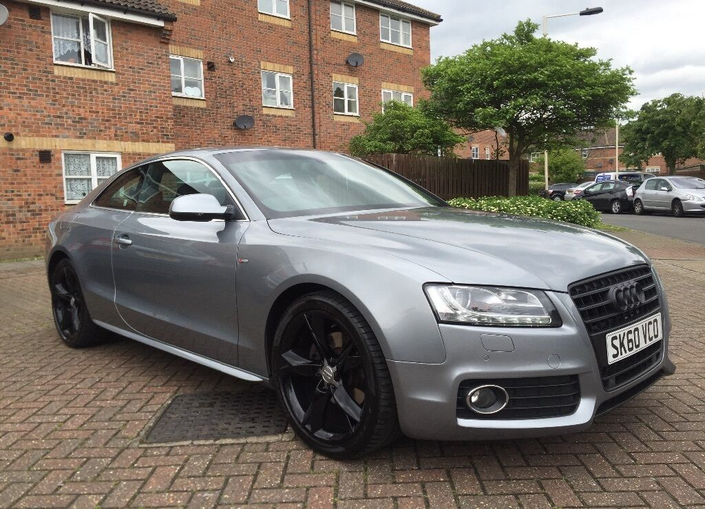 audi a5 s line special edition 2 0 tdi quartz grey fsh 2 owners cat d in southall london. Black Bedroom Furniture Sets. Home Design Ideas