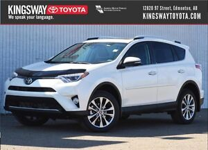 2016 Toyota RAV4 Limited Edition - WITH EXTRAS!