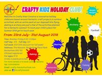 crafty kidz summer childcare!
