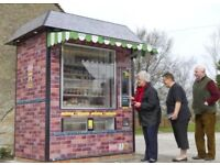 Rent. Cardiff Catering Food Stall Plot. Mobile Coffee Shop Land Pitch. Florist Grocery Store Trailer