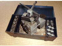 Garage/ workshop grade brake pipe flaring tool