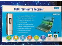 Usb freeview pc receiver