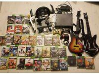 Xbox 360 Elite, 120gb, Massive Bundle, everything working