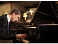 Piano Lessons for all with professional pianist/tutor