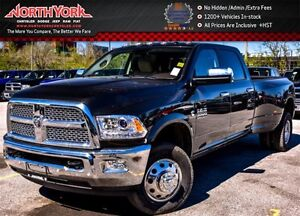 2017 Ram 3500 New Car Laramie 4x4|Diesel|Dually|Convi.,Snow Plow