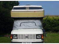 1978 Ford Transit Motorhome