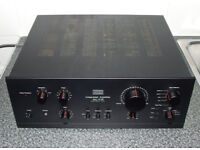 Sansui AU-519 HiFi Integrated Stereo Amplifier - Super Fidelity