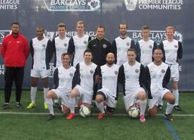 NEW TO LONDON? PLAYERS WANTED FOR FOOTBALL TEAM. FIND A SOCCER TEAM IN LONDON. Ref: 43e