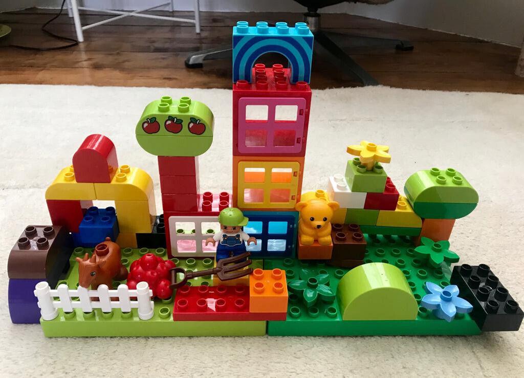 Duplo Lego Set In Splott Cardiff Gumtree