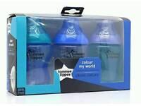 Brand NEW Tommee tippee bottles 260ml x 6