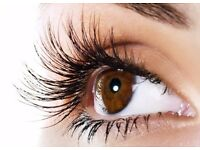 Eyelash extension - an individual semi-permanent lashes