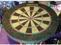 Nodor Supabull II Dart Board