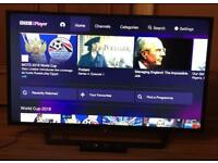 "SONY 40"" LED SMART TV BOXED"