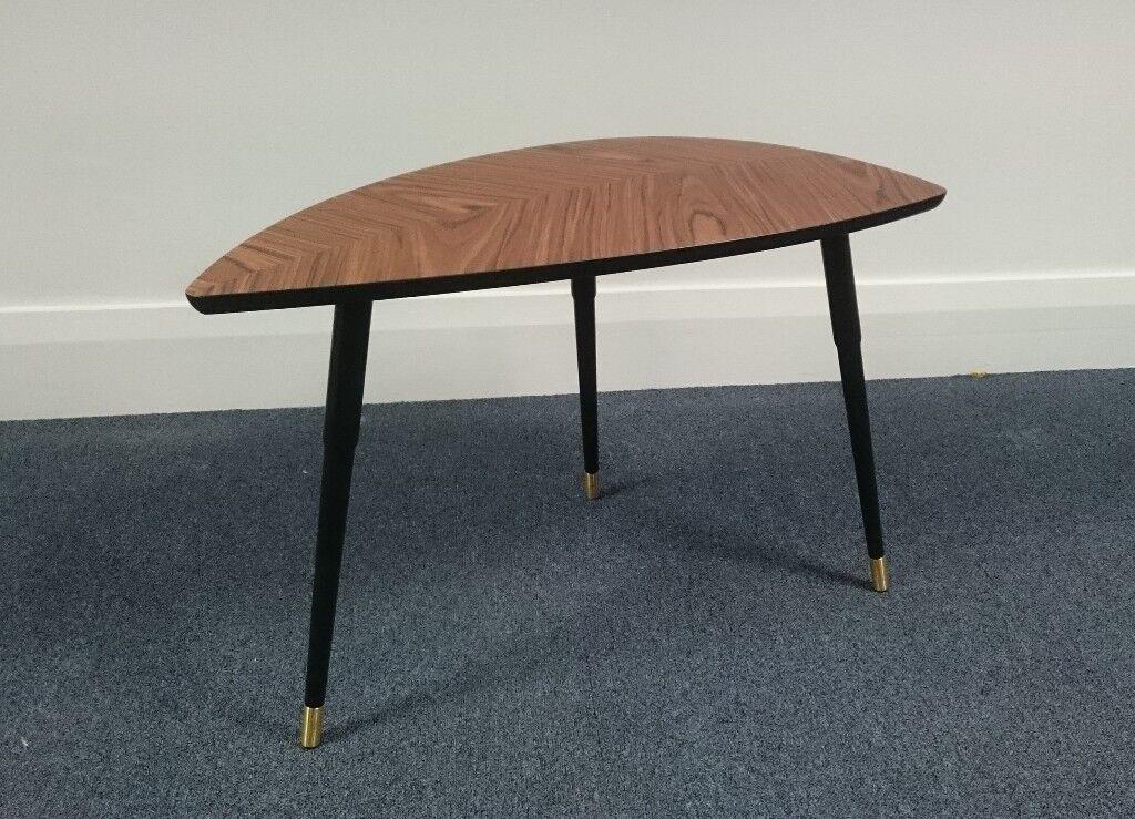 Ikea Lövbacken Leaf Shaped Coffee Table