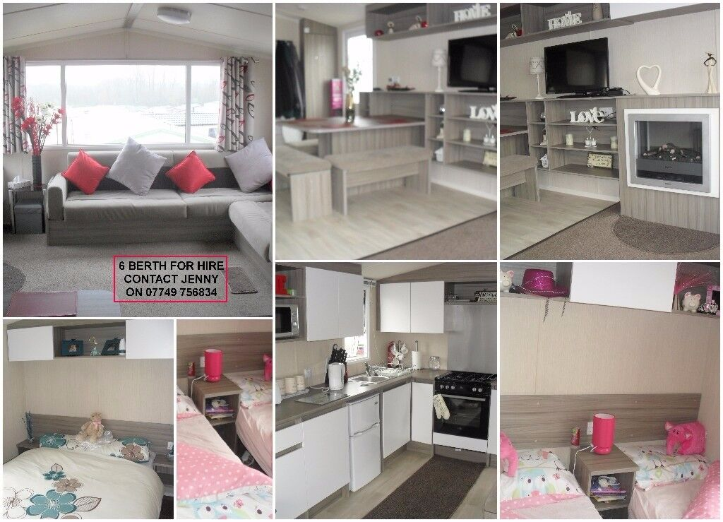2018 HOLIDAY BOOKINGS NOW AVAILABLE - 3 BEDROOM FAMILY OWNED CARAVAN - BLACKPOOL - NEWTON HALL
