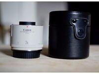 Canon AF 2X EF Extender Teleconverter L mk 1