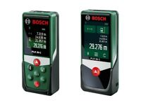 Bosch PLR 50 C Laser Measure Bluetooth