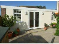 Annexe or chalet urgently wanted