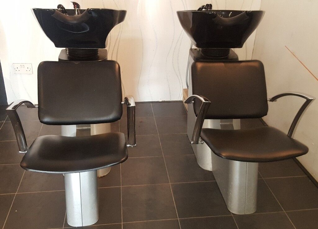 Hairdressing Sink With Chair In Leyton London Gumtree