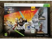 Xbox 360 Star Wars Disney Infinity 3.0 Starter Pack