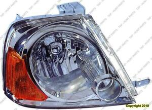 Head Light Passenger Side0 High Quality Suzuki XL7 2004-2006