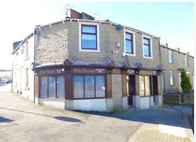 New to the market stone built mixed use investment commercial property shop / flat above