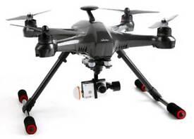 Walkera scout x4 quad drone