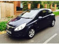 2009 Corsa D 3door ..12months mot and low mileage.