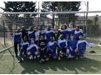 Goalkeeper Wanted! Saturday men's 11 a-side in Essex / East London