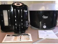 Tommee Tippee Steriliser & Prep Machine