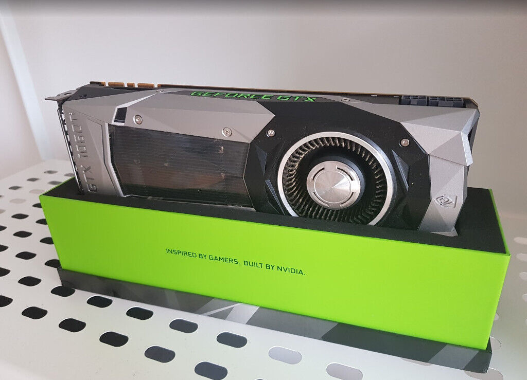 Nvidia GTX 1080Ti founders edition, used, in box *REDUCED* | in Leeds, West  Yorkshire | Gumtree