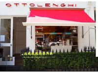 Head chef for Ottolenghi