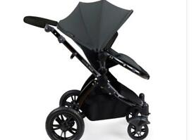 NEW IKKLE BUBBA STOMP v2 2-in-1 pushchair and carry cot