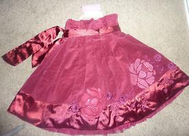 MONSOON girls skirt age 8-10