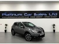 NISSAN QASHQAI N-TEC PLUS IS DCIS/S (grey) 2012