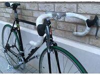 53cm Vintage racer retro Raleigh Spirit road race racing bike Reynolds 501 commuter bicycle