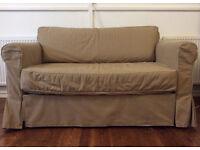 IKEA HAGALUND SOFA BED (150CM WIDE / 80CM HIGH / 90 CM DEEP)