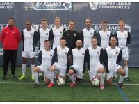 11 ASIDE LEAGUE FOOTBALL IN LONDON, JOIN NOW, SUNDAY FOOTBALL TEAM, SATURDAY FOOTBALL TEAM, LONDON