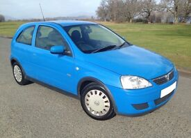 Highly Reliable Pristine Corsa. Good MOT. AA Or RAC Inspection Welcome.