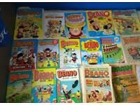 Beano collection