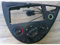 Ford focus heater controls