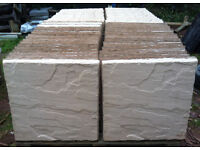 Yorkstone Paving Slabs 600mm x 600mm