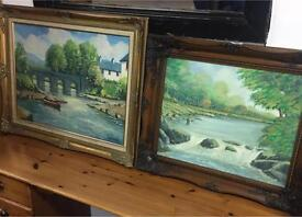 JJ O'Neill canvas Paintings
