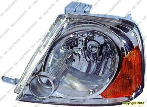 Head Light Driver Side High Quality Suzuki XL7 2004-2006