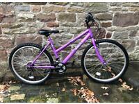 British Eagle Verona purple bicycle bike
