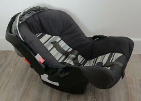 Graco baby car seat group 0+ (0-13kg)